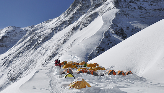 North Col Expedition