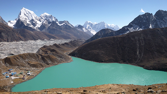 Gokyo, Chola Pass And EBC Trek